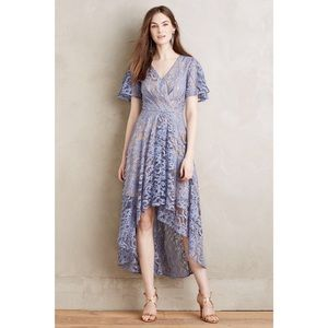 •ANTHROPOLOGIE• Genevieve Lace Dress
